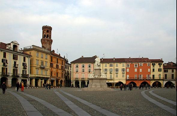 Vercelli view