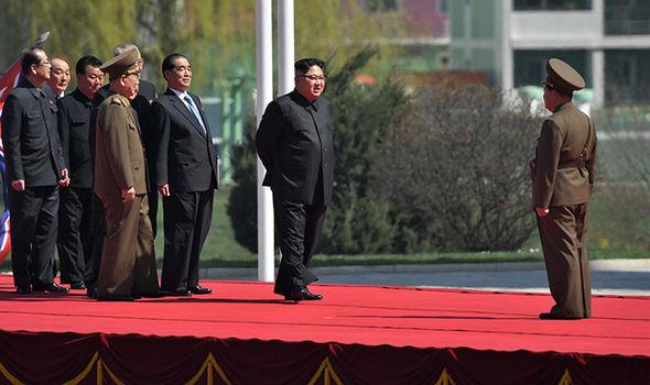 Kim Jong-Un in North Korea stirs US concerns