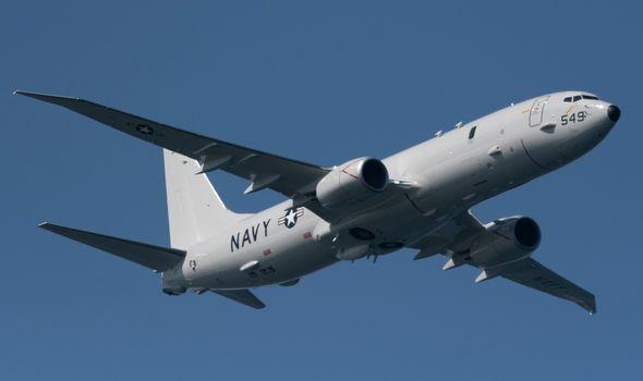 US Spy Plane