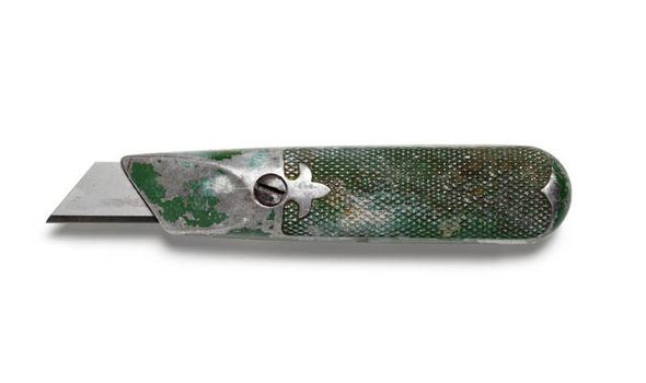 A Stanley knife