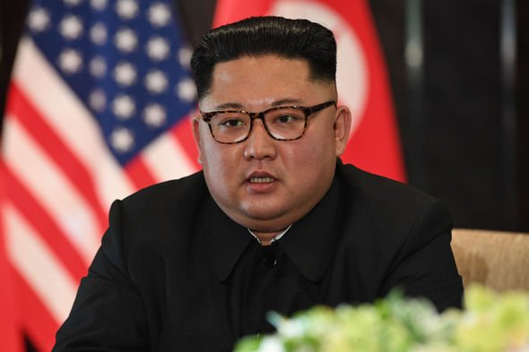 Tensions between the US and North Korea escalated