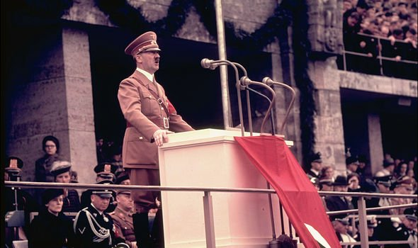 The Nazi leader took his anger out on the Jewish people