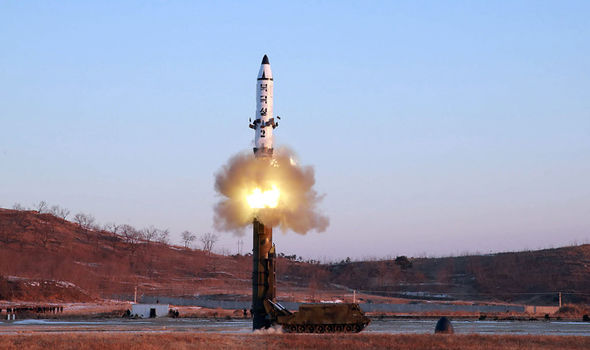 The North Korean missile launch last weekend has put world leaders on edge