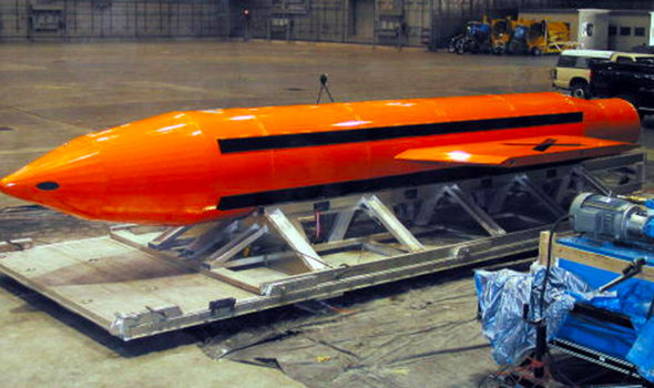 The mother of all bombs