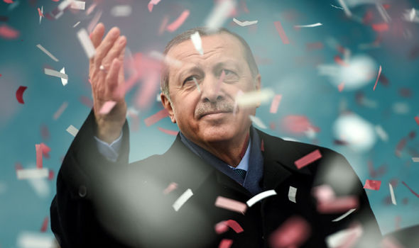 Turkey referendum Erdogan