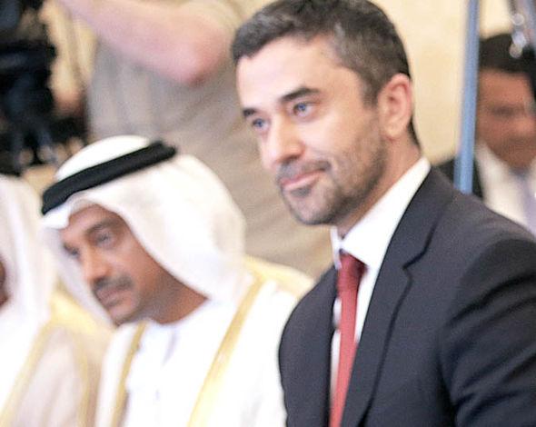 UAE ambassador to Russia Omar Ghobash