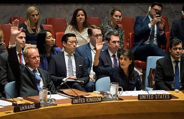 UN security council sanctions north korea