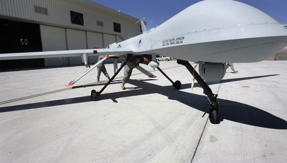 Afghanistan drone