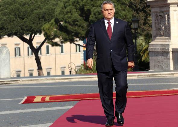 Prime Minister Viktor Orbán