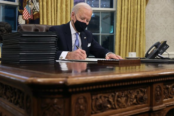 White House: Biden has made a clean break with Donald Trump's four years in office