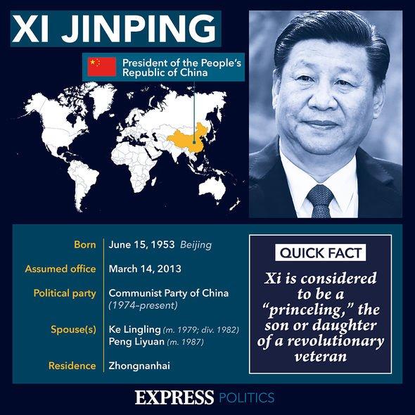 Xi Jinping factfile