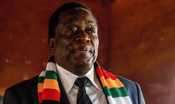 Zimbabwe election results: Emmerson Mnangagwa