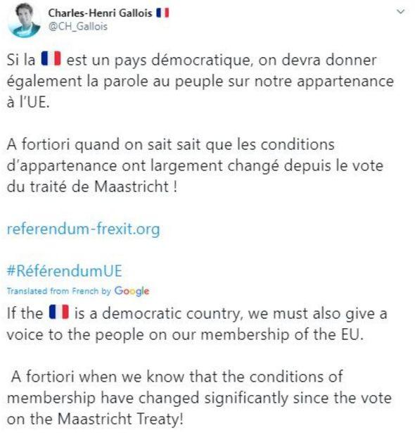 brexit frexit twitter