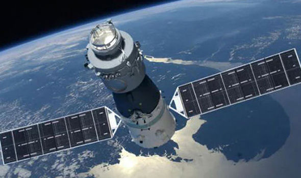 The Manned Space Agency did not give a specific time for when it expects Tiangong-1 to hit Earth
