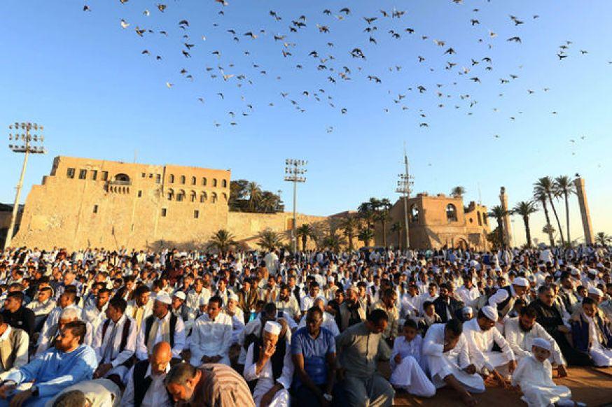 Eid in Libya