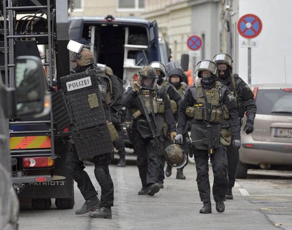 Austria police
