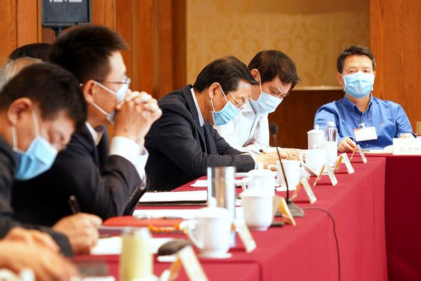 Members of the 13th National Committee of the Chinese People's Political Consultative Conference (CPPCC)