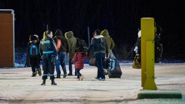 centro de migrantes noruego