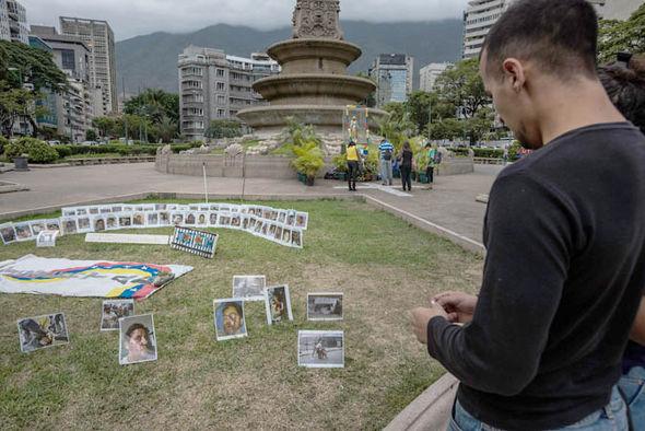 Venezuela murder capital
