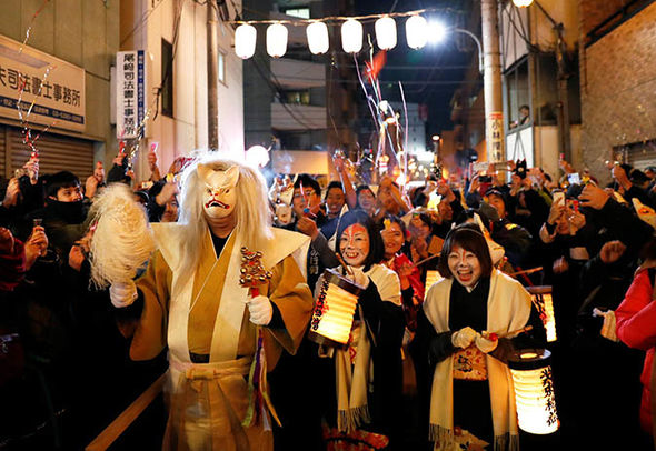 New Year's Eve in Japan, Tokyo