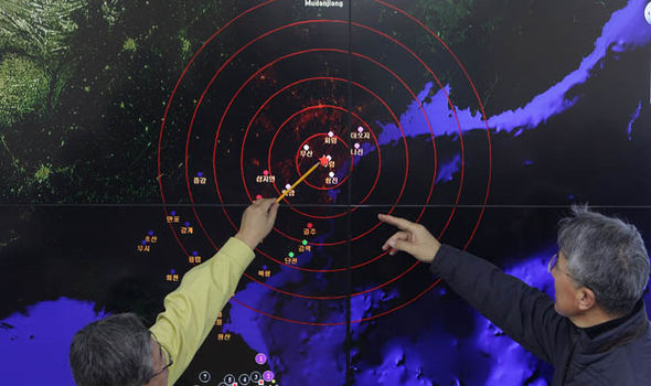 North Korea nuclear test detected