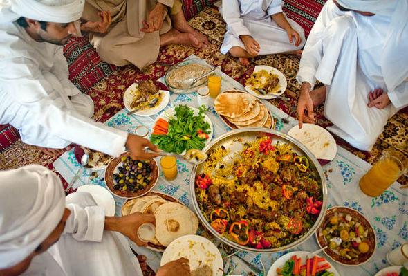 Ramadan: Fast being broken