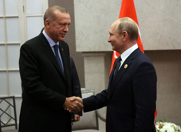 Russia SHUNS US dollar for trade as it joins Turkey in ...