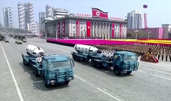 submarine missiles