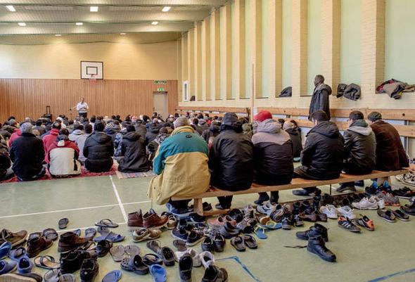Migrants in Sweden