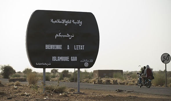 o the northern Malian city of Gao