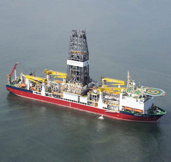 Deepsea Metro I ship
