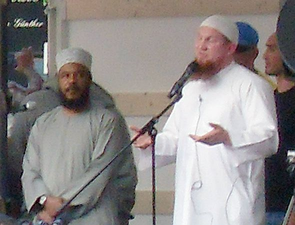 Pierre Vogel converted to Islam in 2001