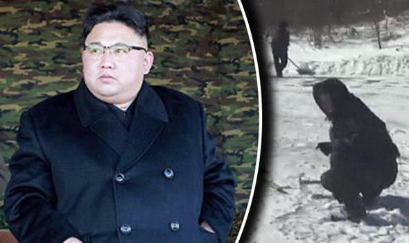 North Korea shock