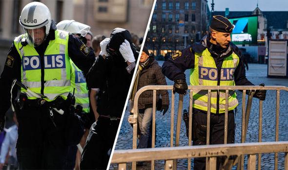 sweden crime