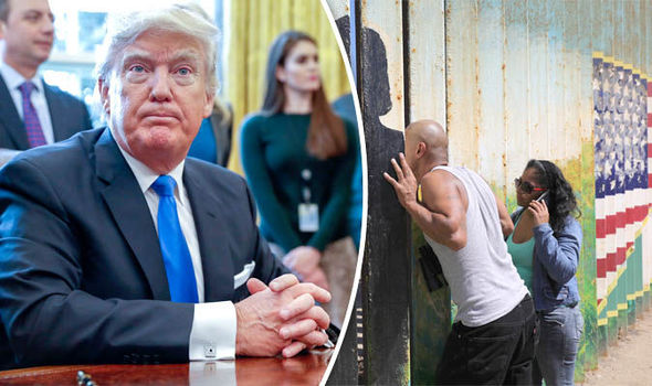Donald Trump and the wall