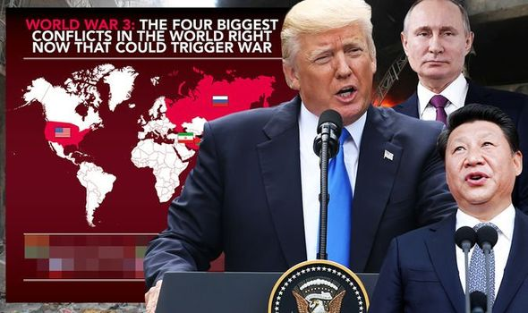 world war three 4 biggest conflicts in the world war three cause