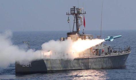 Iran Navy: Inside the Iranian warship fleet - full arsenal exposed