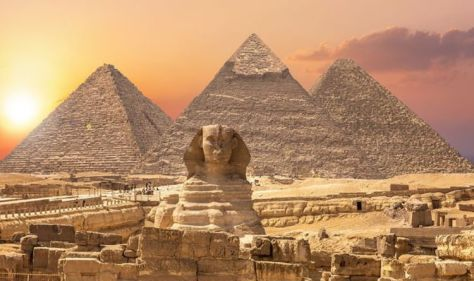 Egypt breakthrough: Great Pyramid scan set to uncover 'secrets' of ancient civilisation
