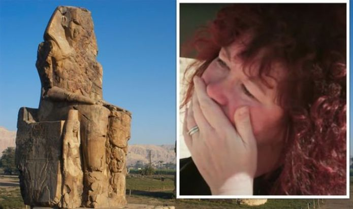 Egypt archaeologist rendered speechless by treasure: 'Never seen anything like it'