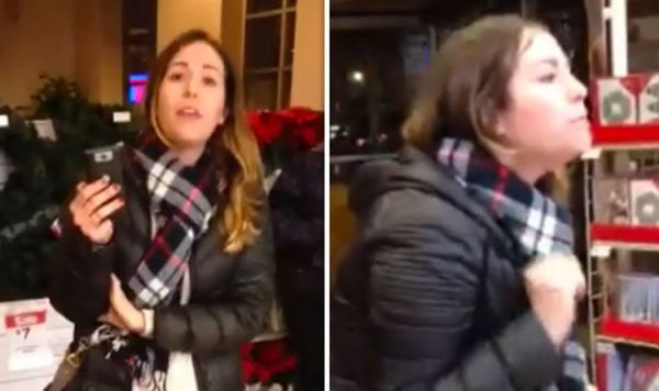 Chicago woman calls staff animals in racist rant over ...