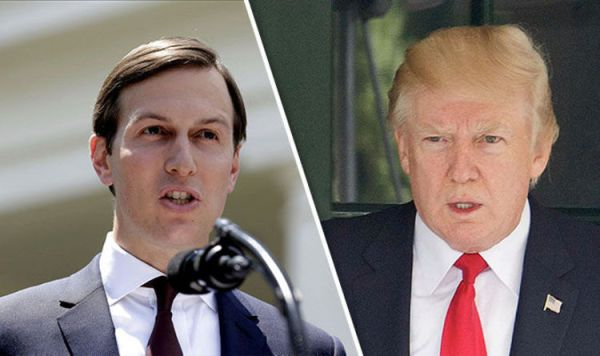 Donald Trump's son-in-law Jared Kushner denies Russia ...