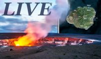Image result for Hawaii evacuations ordered as Mount Kilauea erupts!!