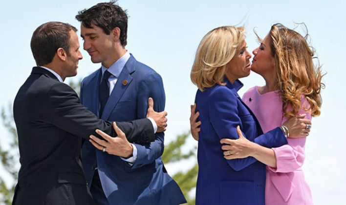 G7 Summit 2018 in pictures: G7 summit opens in Canada   World   News   Express.co.uk