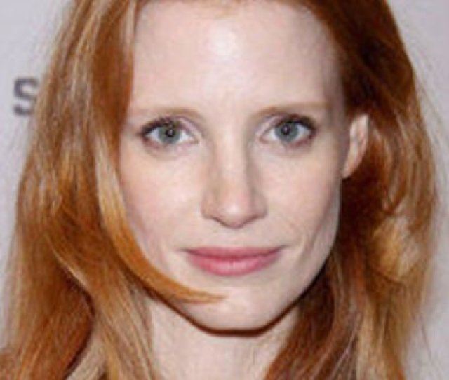 Jessica Chastain Is Hot Property In Hollywood Right Now