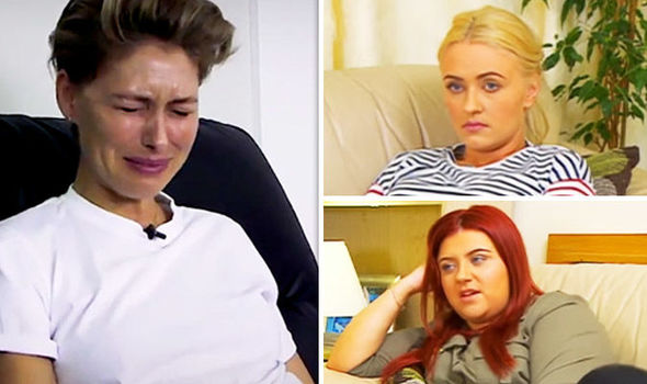 Gogglebox cast 2018: Ellie and Izzi Warner 'gutted' as
