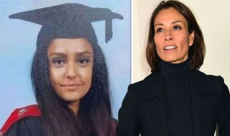 'Had her whole life ahead of her' Melanie Sykes in poignant post during Sabina Nessa vigil