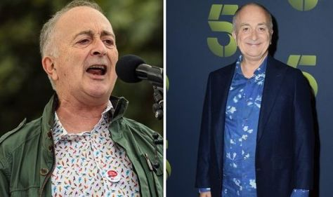 Tony Robinson denies being a 'critical b*****d' while blasting history lessons in schools