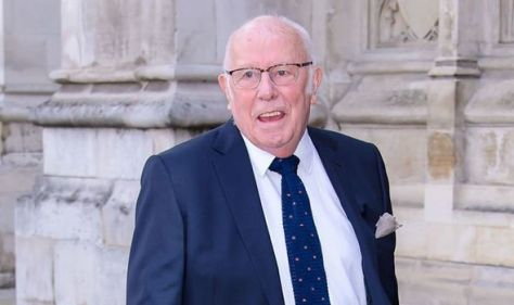 One Foot In The Grave star Richard Wilson 'hates' walking stick