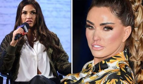 Katie Price pleads guilty to drink driving while disqualified after crash near her home