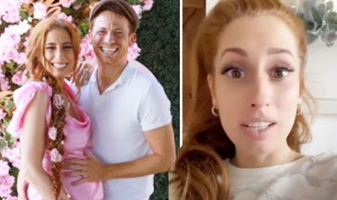 Stacey Solomon breaks silence as fans 'convinced' she's given birth amid Instagram absence